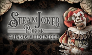 4H Steam Joker Poker