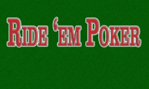 Ride `Em Poker